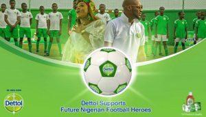 2Baba ft. Waje – Dettol Future Football Heroes