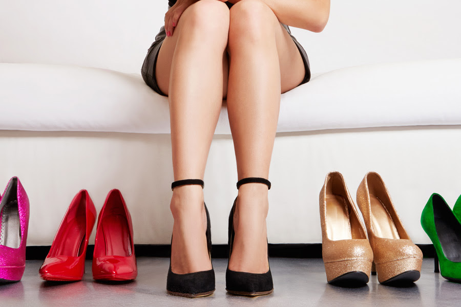 5 Ways To Wear Heels Without Pain