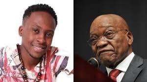 Jacob Zuma's son dead