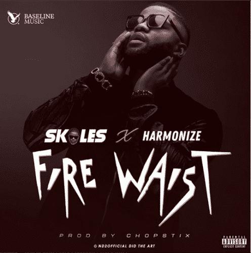 "Skales – ""Fire Waist"" ft. Harmonize"