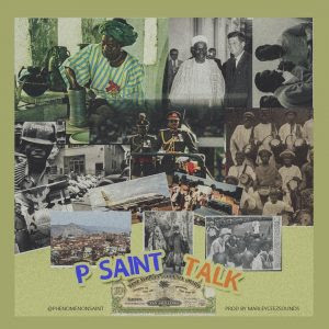 Psaint - TALK